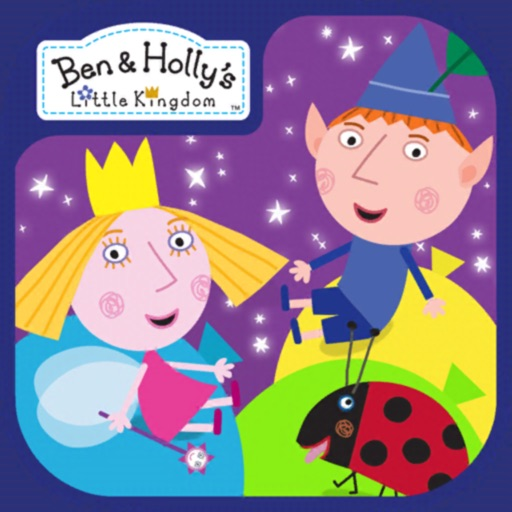 Ben and Holly: Party icon