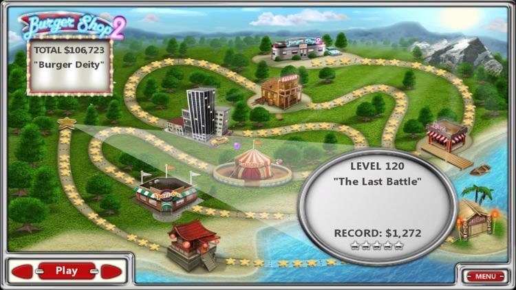 Burger Shop 2 Deluxe screenshot-3