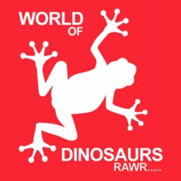 World of Dinosaurs AR