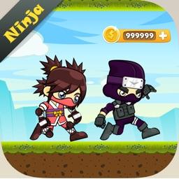 Ninja Boy & Ninja Girl Game