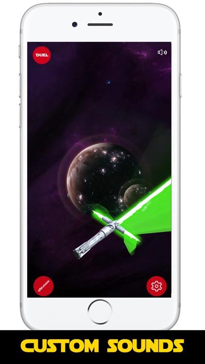 Lightsaber Battle Duel 3D screenshot-3