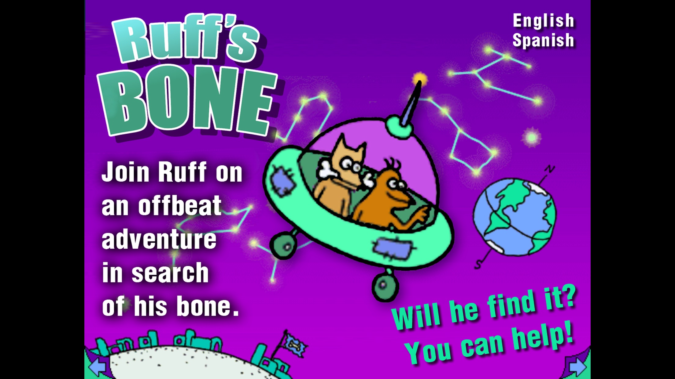 Ruff's Bone Screenshot