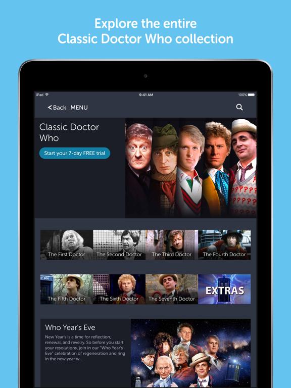 BritBox by BBC & ITV screenshot 9