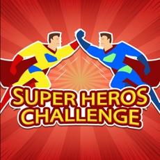 Activities of Comics Superhero Villain Quiz