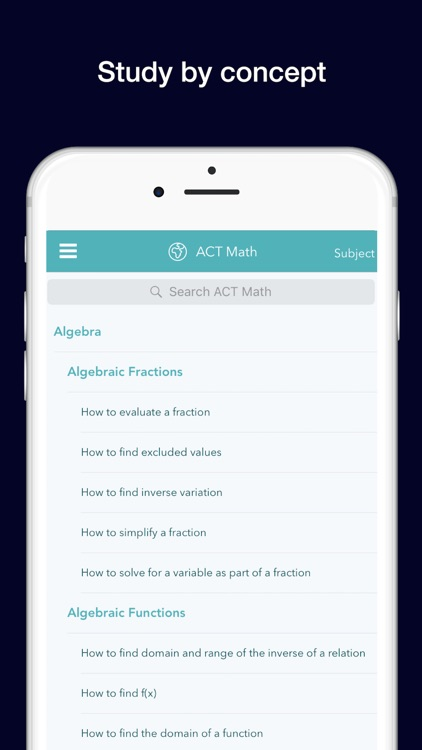 ACT: Practice,Prep,Flashcards screenshot-2