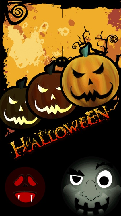 Fun Halloween Scary Sticker screenshot-3