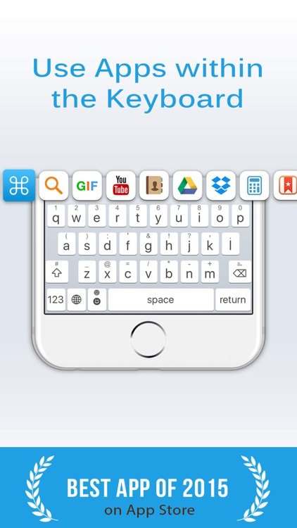 ReBoard Keyboard +GIF & Themes screenshot-0