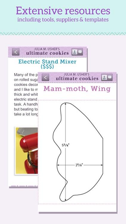 Julia M.Usher's Ultimate cookies screenshot-4