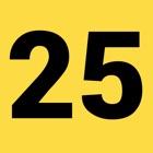 1-25 Jogo de Número icon