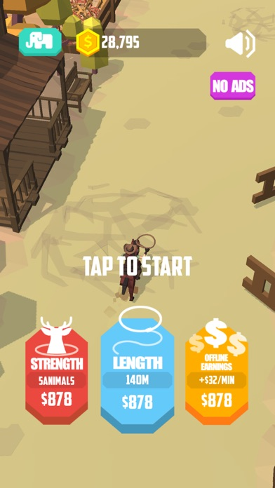 Cowboy! screenshot 1