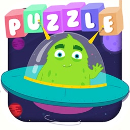 Puzzle game with monsters