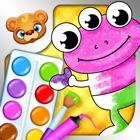 Libro de colorear - Juego de colorear icon