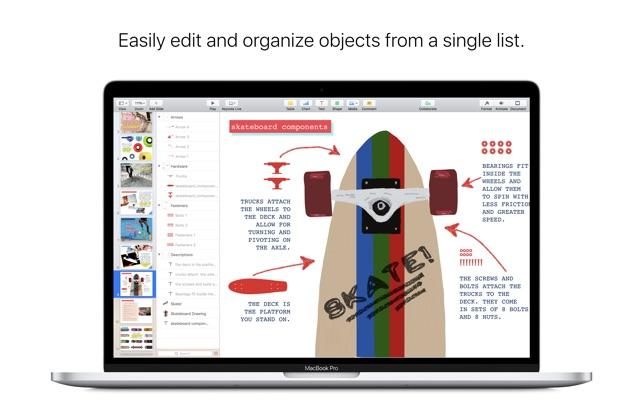 keynote for mac free trial