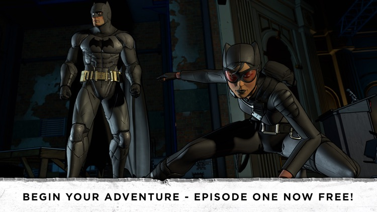 Batman - The Telltale Series screenshot-0
