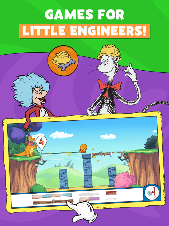 The Cat in the Hat Builds That screenshot 12