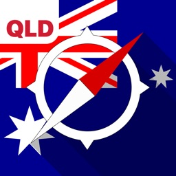 Queensland Offline Navigation