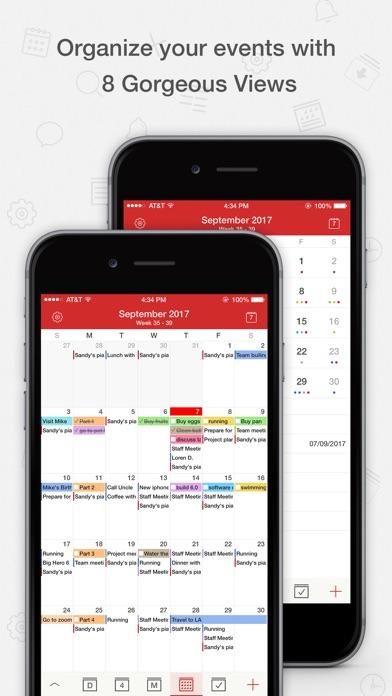 Tiny Calendar Pro app image