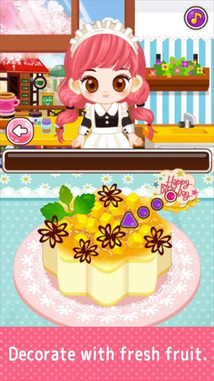 Cake Bakery Cooking Chef screenshot-3