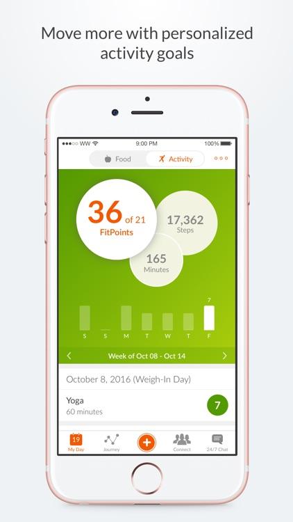 Weight Watchers screenshot-4