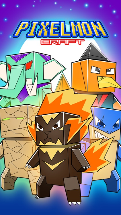 Create your own Pixelmon Comic