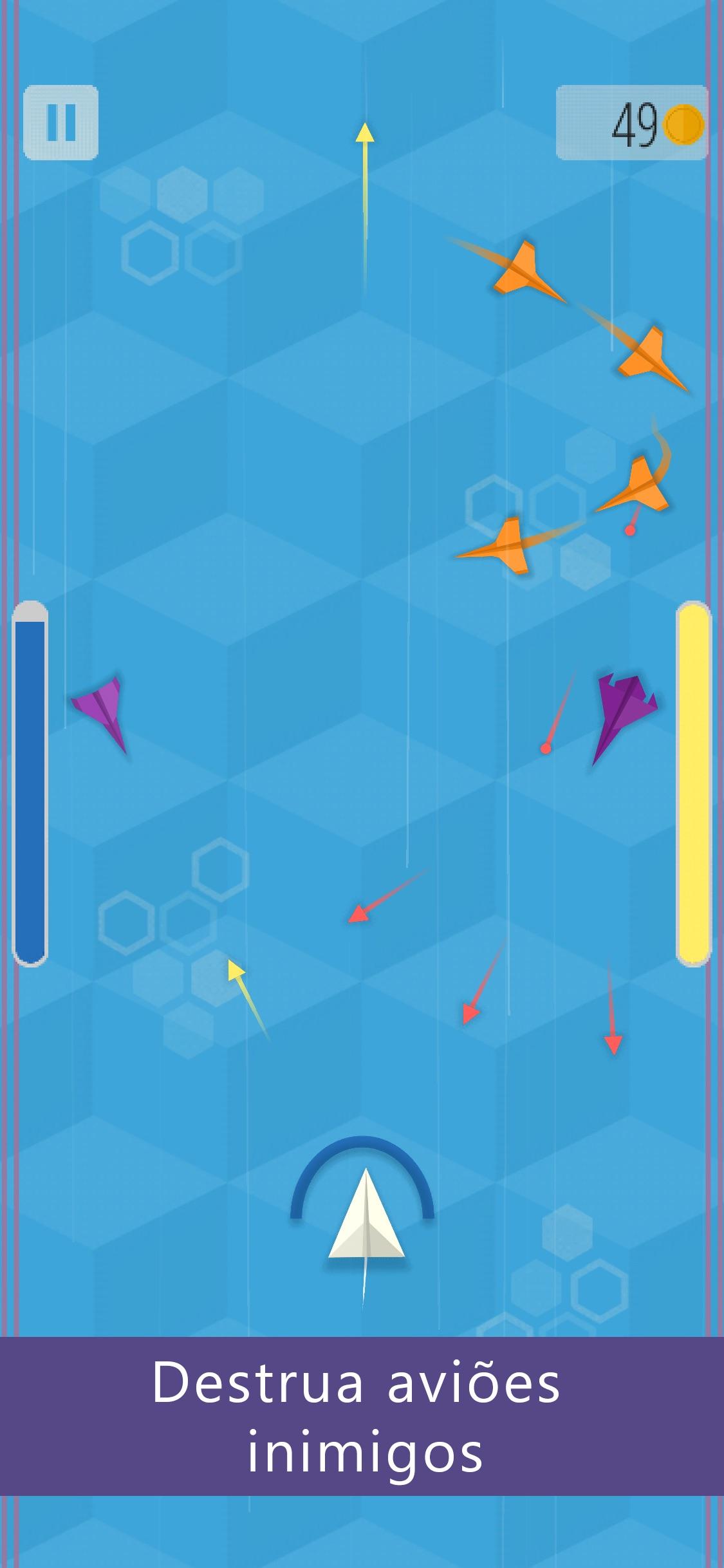 Screenshot do app Highwind