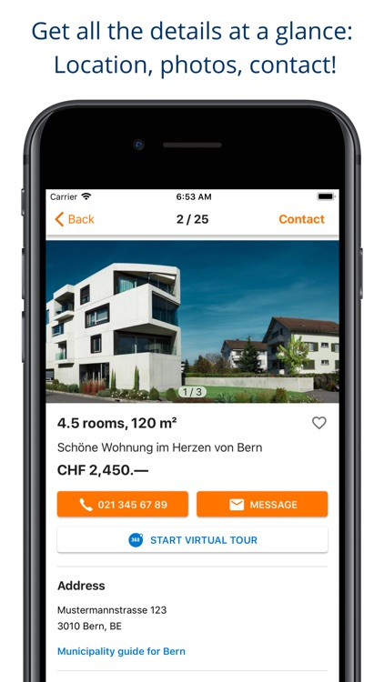 ImmoScout24 Switzerland screenshot-3