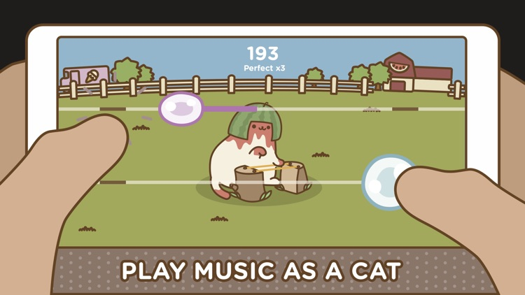 Tappy Cat - Rhythm Collector screenshot-0