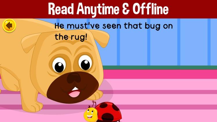 Kidlo Bedtime Stories for Kids screenshot-9