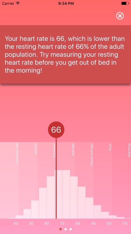HEARTshape: Realtime pulse and heart rate insights