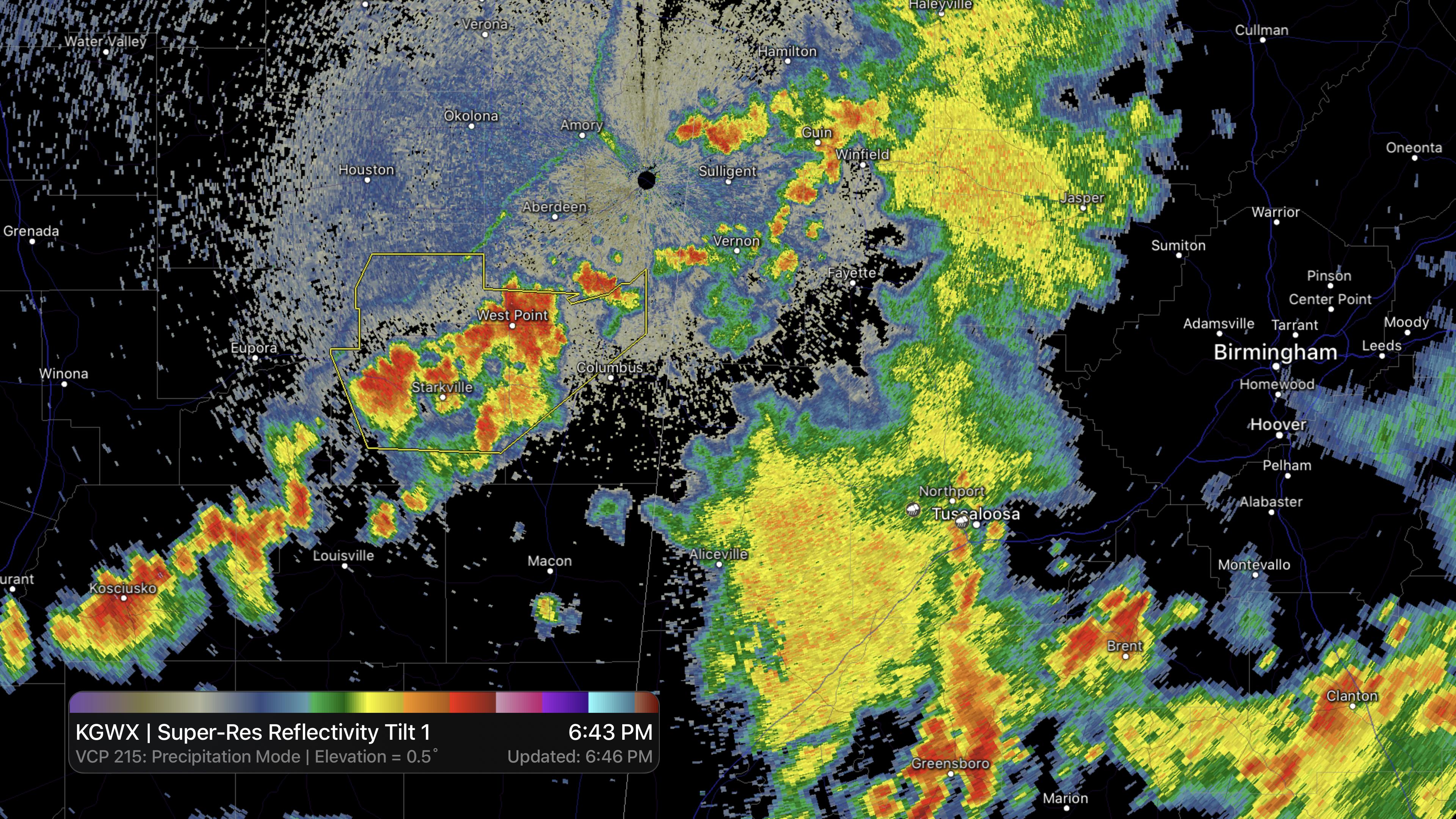 RadarScope screenshot 16