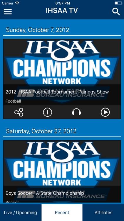 IHSAA TV