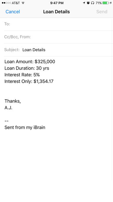 点击获取Super Simple Mortgage Calculator