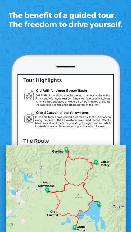 Yellowstone GyPSy Guide Tour screenshot-4