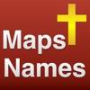 2615 聖書に関する地図!