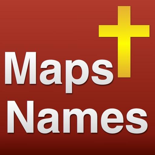 2615 Bible Maps