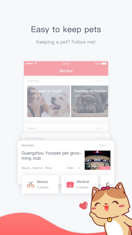 Yourpet, a community for pet lovers