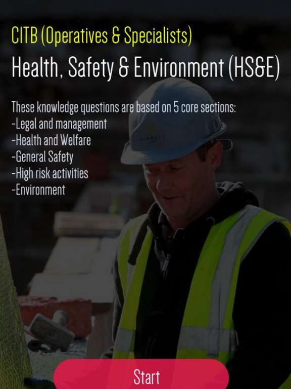 CITB-Operatives and Specialist screenshot 5