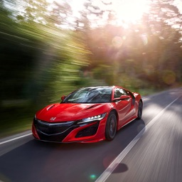 HD Car Wallpapers - Honda NSX Edition