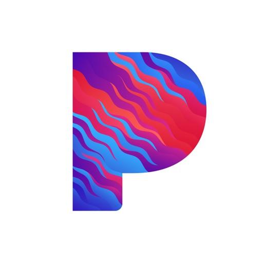 Pandora Music application logo