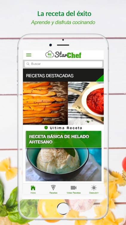 StarChef: Recetas de Cocina screenshot-6