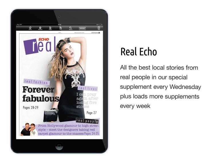 Liverpool Echo for iPad screenshot-3