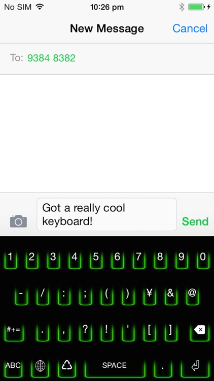 Neon Keyboards screenshot-1