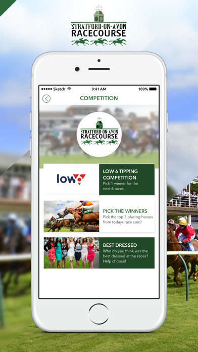 Stratford-On-Avon Racecourse screenshot four