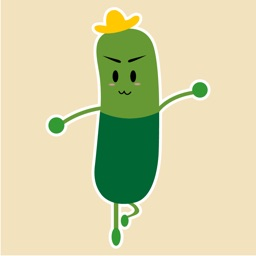 Cucumber Animated Stickers