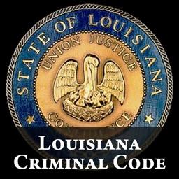 LA Criminal Code 2018