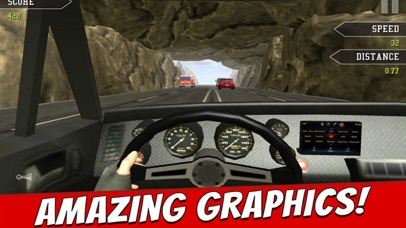 Traffic Driver Car Pro screenshot 1