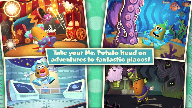 Mr Potato Head: Create & Play screenshot-3