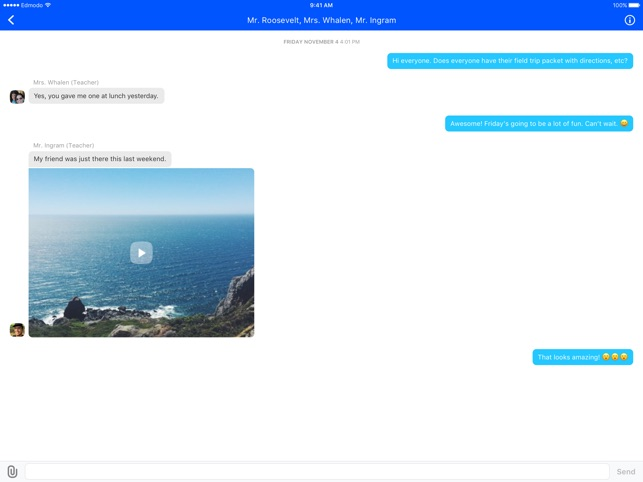 Edmodo : Classroom Tools Screenshot