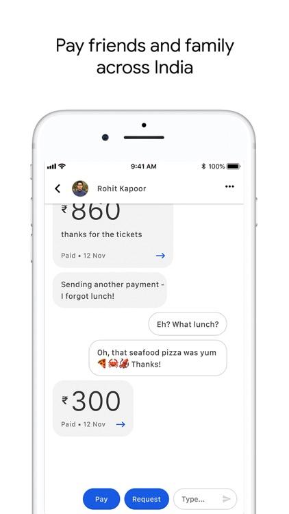 Google Pay for India (Tez) screenshot-6