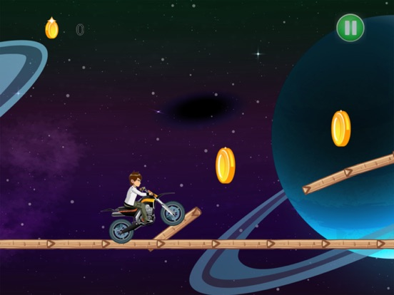 Ben Motorcycle Stunt Racing-ipad-4